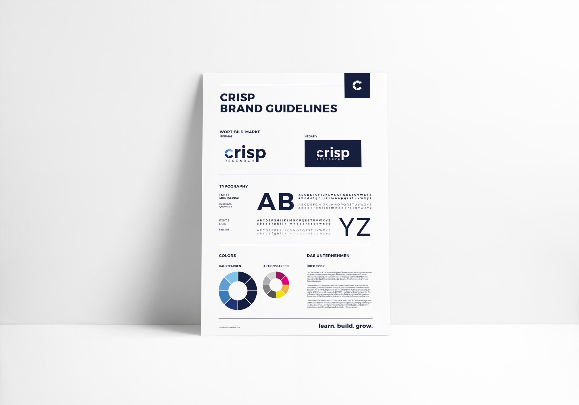 crisp, research
