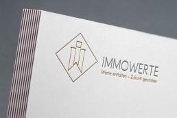 Branding letterpress