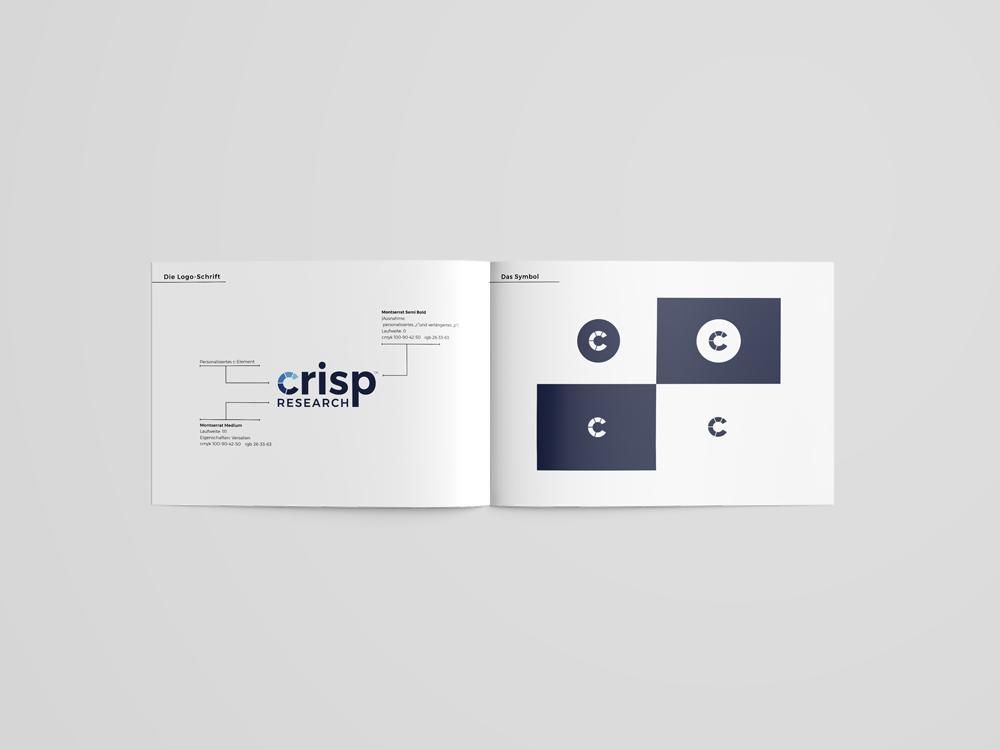 styleguide, crisp, kassel, research, branding