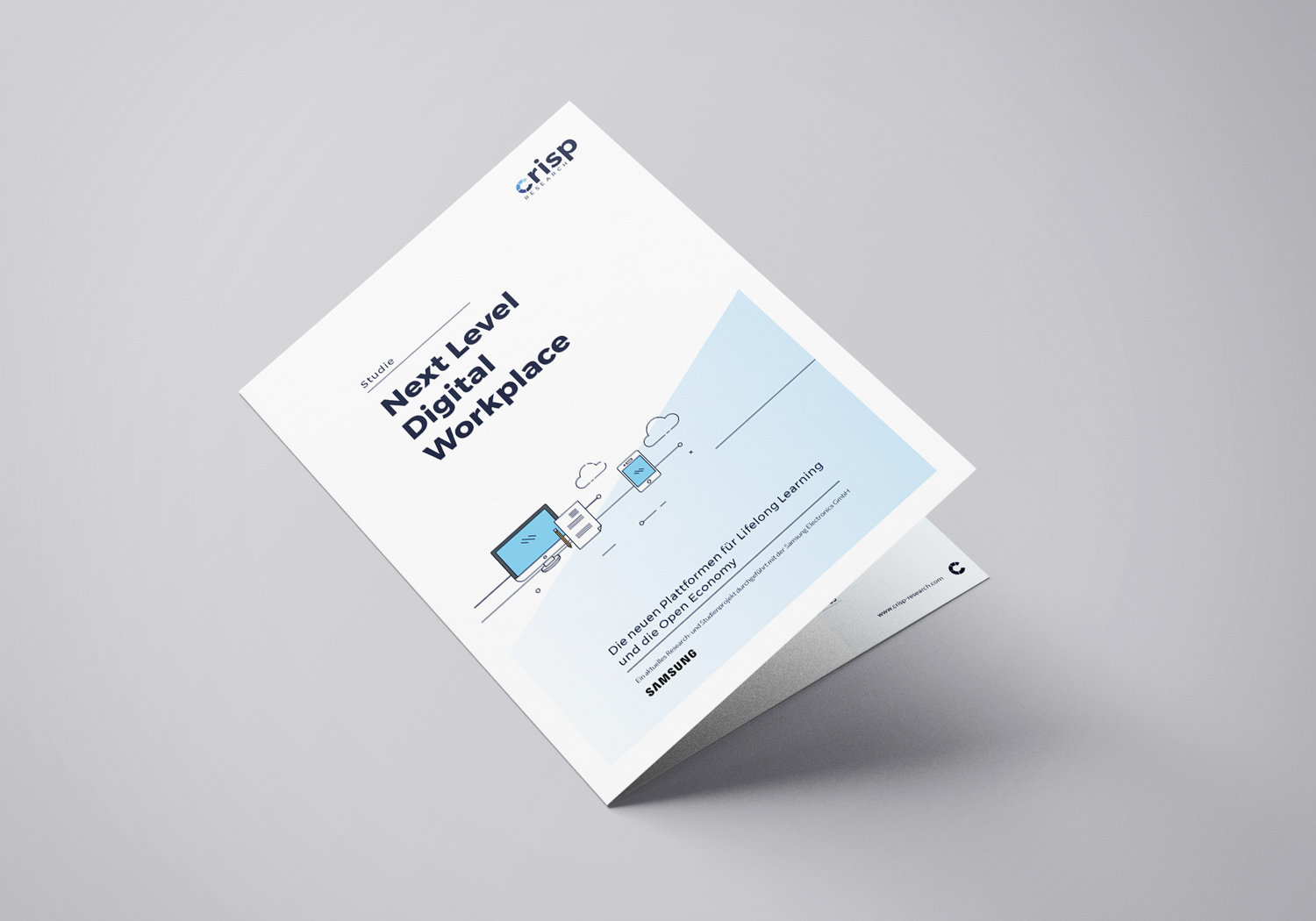 crisp studie samsung work life new research titel