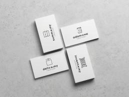logo design doks solutions drone innovation startup